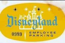 Disneyland---At the Time I Was Employed in '62 and '63  / by Tom Hotka