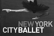 "New York City Ballet / ""The moral center of New York City, I believe, is the New York City Ballet."" ~John Guare