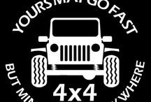 Jeep stuff! / by Cory Fortuna