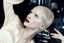 { blonde . short . hair .  / by simona canacci