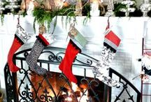 Christmas Time is Here ... / All things Christmas from a bunch of the best DIY bloggers ... trees, crafts, recipes, decorations and more.  Hurry down the chimney tonight Santa! / by Eclectically Vintage