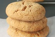 Cookies / Cookie recipes!   Warning: This is an inspiration board, so not everything pinned here will be gluten-free. For a strictly gluten-free recipe board, check out my recipe board here: http://www.pinterest.com/elisenew/gluten-free-recipes/  / by Elise @frugalfarmwife.com