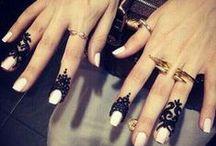 Niiice Nails / by Andrea Rozanek