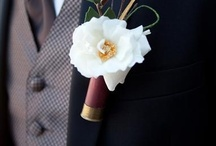 "Groom-er / Because it's not all about her.  There's a ""we"" in wedding, you know. / by Creative Flowers Inc 