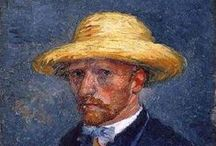 Van Gogh / Painting and sketches by Vincent Gogh / by Dwain Preston