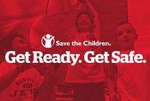 Emergencies / Get Ready Get Safe / by Save the Children