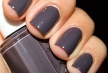 Nails  / Nail products and how-tos to make nails look their best / by Tasha A