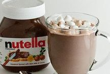 Nutella  / OMGoodness! An entire board dedicated to #Nutella! / by Sugar in My Grits blog