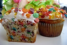 Cupcakes & Muffins / What's up #Cupcake? We'll have some #muffins too. / by Sugar in My Grits blog