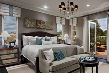 Bedroom Ideas / Ideas for making a cozy, relaxing bedroom.  / by Tasha A