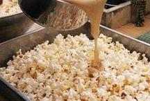 Foods-Popcorn Of My Heart / by Mary (Twinkle) Brady