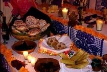 Samhain Altar Setup's / by Angela Pietrantonio