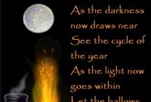 Samhain Poem's / by Angela Pietrantonio
