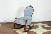 For sale: rocking chairs / by Chairloom/Co-Lab.