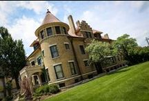 Historic Schnull Rauch House / Host your next event at the Historic Schnull-Rauch House! / by Children's Museum of Indianapolis