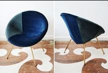 Chairloom + Lonny chair makeover / by Chairloom/Co-Lab.