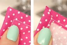 Sewing / by Jenni MacDonald
