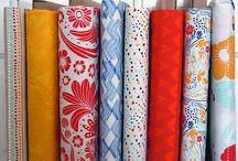 Fabric ♥ / by Kimberly