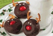 Christmas Fantasies / Christmas recipes and decorations... / by Emery Hamami