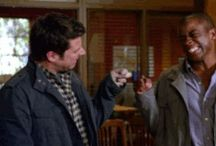 """""""Gus, don't be a crazy hooligan."""" - Psych / by Jessica Zuchowski"""