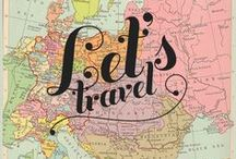 Oh the places I'll go! (or have already been) / by Jackie Beam