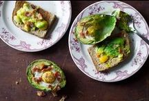 Slimspirational Food / From healthy grab 'n go breakfasts to waist whittling dinners, these are the foods that will keep you slim.  / by SELF Magazine
