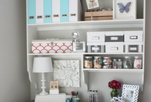 Office Organization / by The House of Smiths