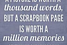 scrapbooking / by Gayle Mosley