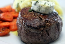 Beef: It's what for dinner / by Kendra Z.