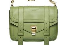Handbags 2013/2014 / My favorite handbags from 2013 and 2014 designer collections.  / by Evelina Barry