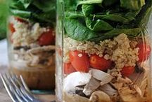 healthy eats / the foods I should be eating  / by Melinda Greer from The6greers.com