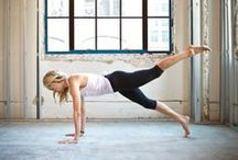 No-Equipment Workouts / Forget the gym. You can do these exercises in a hotel room, office or in front of the TV at home (not like we do that or anything).  / by SELF Magazine