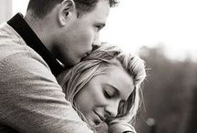 Engagement Announcement Shoot / by Hailey Wieland
