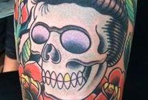 tattoos / by Jade Stewart