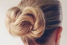 Hairstyles And Ideas / by Jordan Nicole
