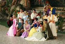 Oh Disney Princesses I Love You / by Madison Lenwell