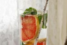c'tails / fun beverages to serve & share with friends / by Kirsten Johnson