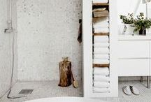 bathroom / we need help with our bathroom! Ideas for sprucing it up! / by Kirsten Johnson