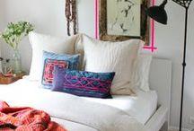 bedroom(s) / Master bedroom, guest bedroom ideas.  / by Kirsten Johnson