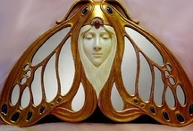- ART NOUVEAU - / ..and art deco. To some of the most beautiful designs ever created. / by M Y Creatives
