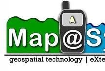 Maps / Geospatial / by Gabriela Bradt