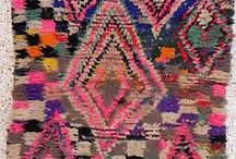 Carpets and textiles. / by Asmaa Baba