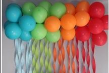 Party Ideas / by Andrea Denny