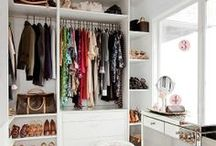 Closet Organization  / by Live Simply by Annie