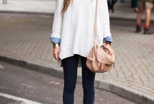 I'm down with that / Dressed down fashion inspiration.  Casual, cool, comfortable, but still chic. / by Live Simply by Annie