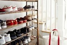 Entryway Organization / by Live Simply by Annie