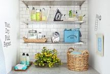 Laundry Room Organization  / by Live Simply by Annie