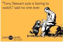 NASCAR - Tony Stewart & Stewart Haas Racing / Includes: #14 - Tony Stewart (Smoke)  #39 - Ryan Newman #10 - Danica Patrick / by Agnes Hourihan