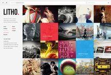 Portfolio Websites / by Paul Middleditch