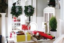 Holiday Organization  / by Live Simply by Annie